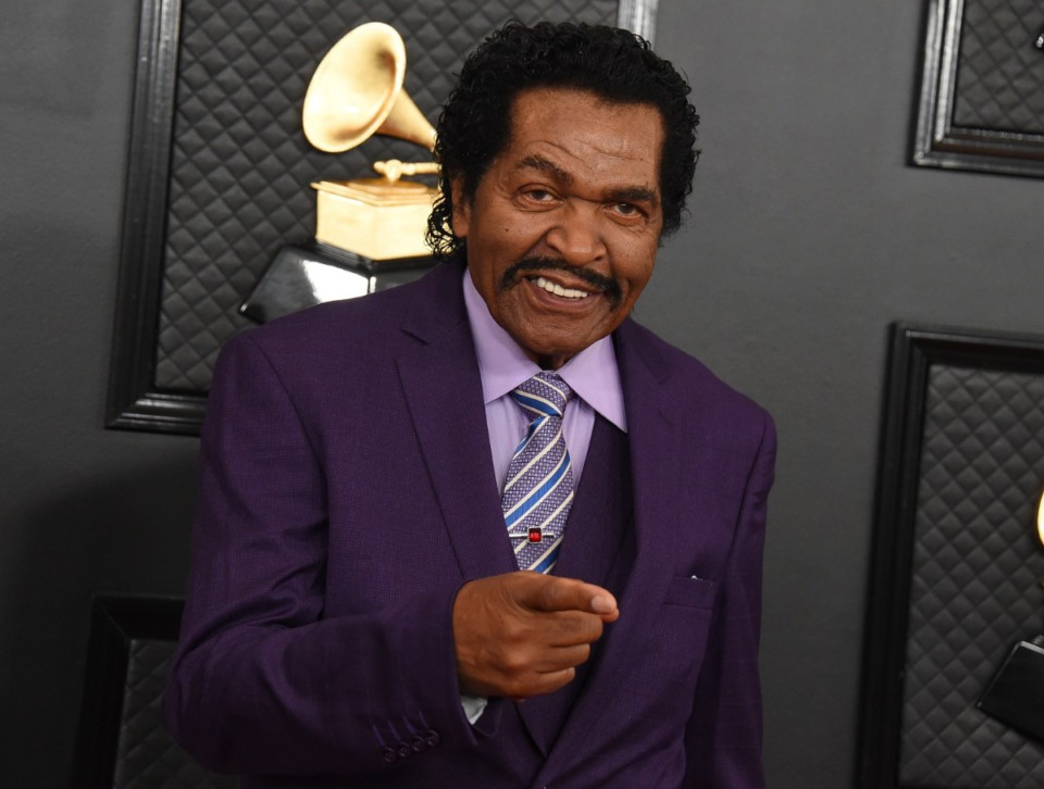 <strong>Bobby Rush will perform after the&nbsp;&ldquo;Birth of Soul Music&rdquo; screening at the Halloran Centre Friday night.</strong> (Photo by Jordan Strauss/Invision/AP file)