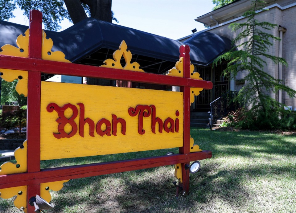 <strong>Popular Midtown eatery Bhan Thai at 1324 Peabody Ave. has closed for business.</strong> (Patrick Lantrip/Daily Memphian)