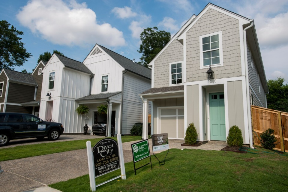 <strong>The 2,048 Memphis-area homes on the market in April 2021 was nearly a 3% increase over March</strong>. (Houston Cofield/Daily Memphian file)