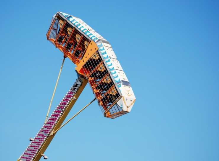 The Bluff City Fair returns this week with COVID-19 safety precautions and carnival rides. (Courtesy Bluff City Fair)