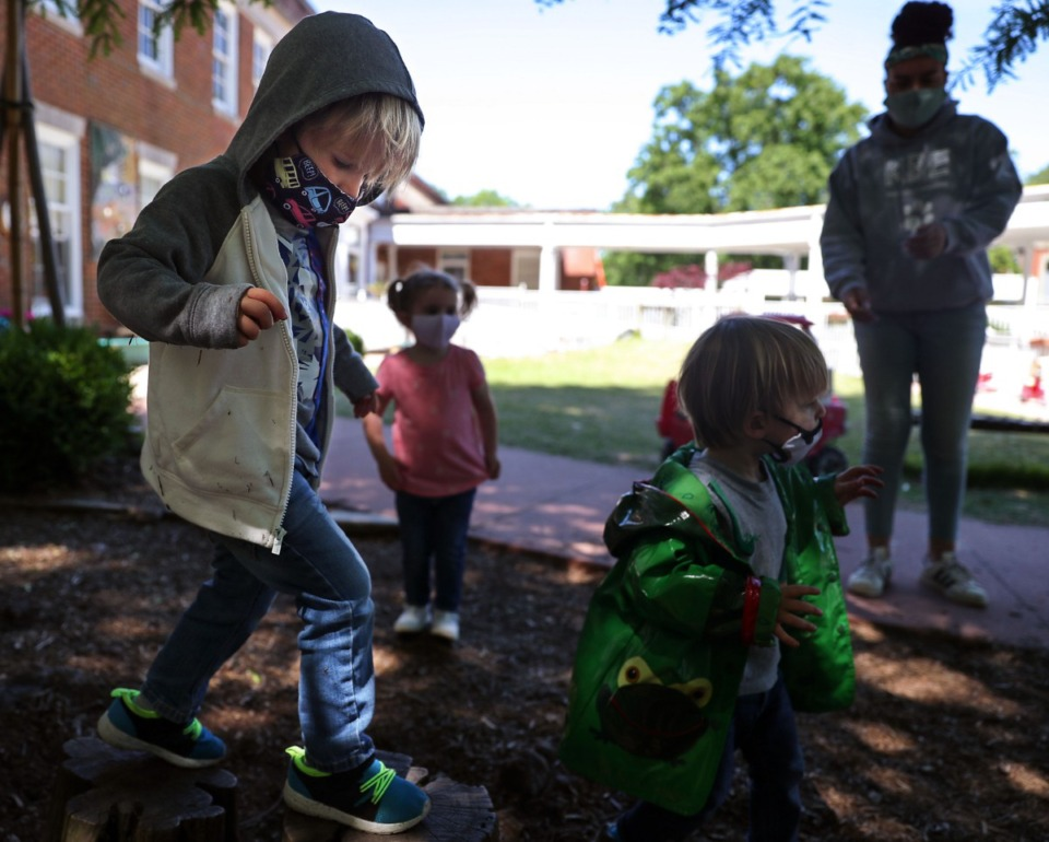 <strong>Despite the new CDC ruling, little will change at Lindenwood Christian Church Childcare Center, said director Josie Wallace.&nbsp;</strong>(Patrick Lantrip/Daily Memphian)
