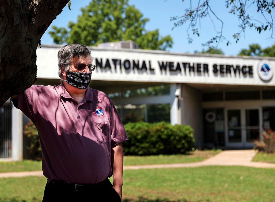 <strong>Meteorologist Andy Sniezak, 57, recently celebrated 30 years with the National Weather Service in Memphis.&ldquo;As much as we know about weather, it&rsquo;s still difficult to forecast the weather,&rdquo; he said.&nbsp;&ldquo;Just when you think you know, it does something you don&rsquo;t expect.&rdquo;&nbsp;</strong>(Patrick Lantrip/Daily Memphian)