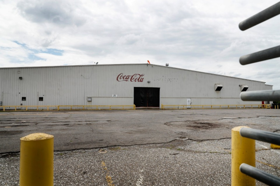 <strong>The Liberty Park redevelopment of the Mid-South Fairgrounds could grow to include the site of the Coca-Cola Bottling Plant at Hollywood Street and Southern Avenue.</strong> (Mark Weber/The Daily Memphian)