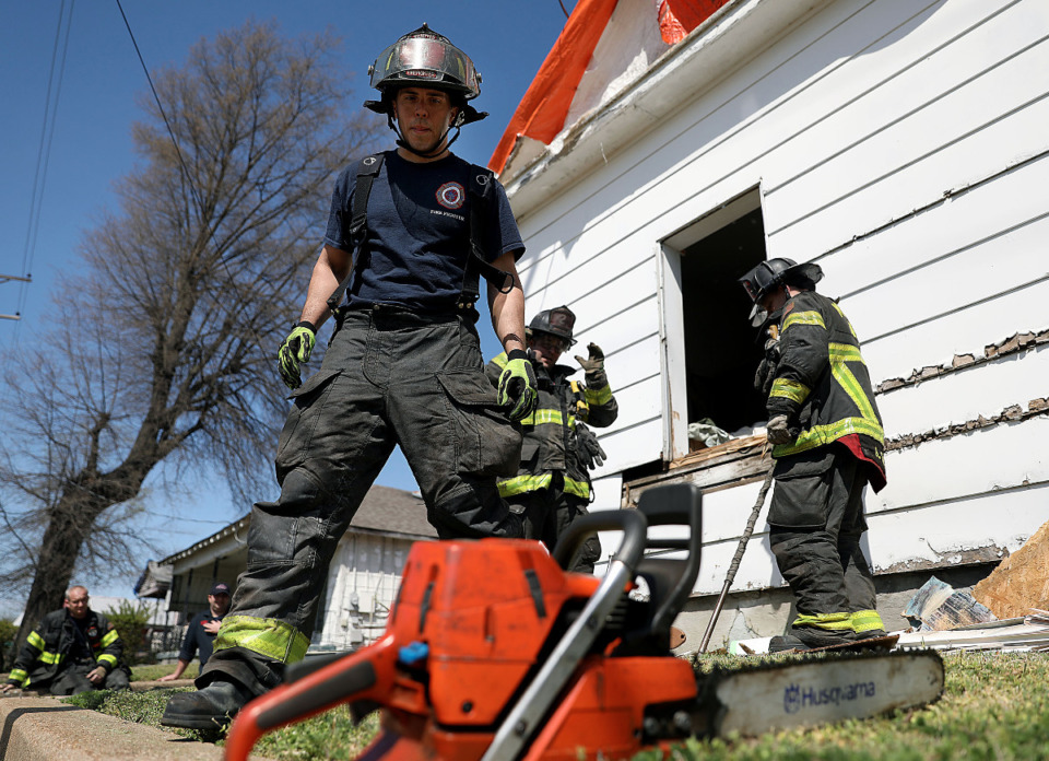 <strong>The Memphis City Council approved a 3% pay raise for Memphis firefighters in the fiscal year that begins July 1. And, the council also committed to a 3% raise for the next fiscal year. </strong>(Patrick Lantrip/Daily Memphian file)