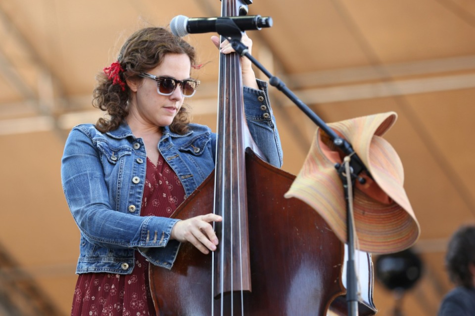 <strong>Amy LaVere will perform with Will Sexton&nbsp;at the Harbor Town Amphitheater on Saturday.</strong> (Photo by Laura Roberts/Invision/AP file)
