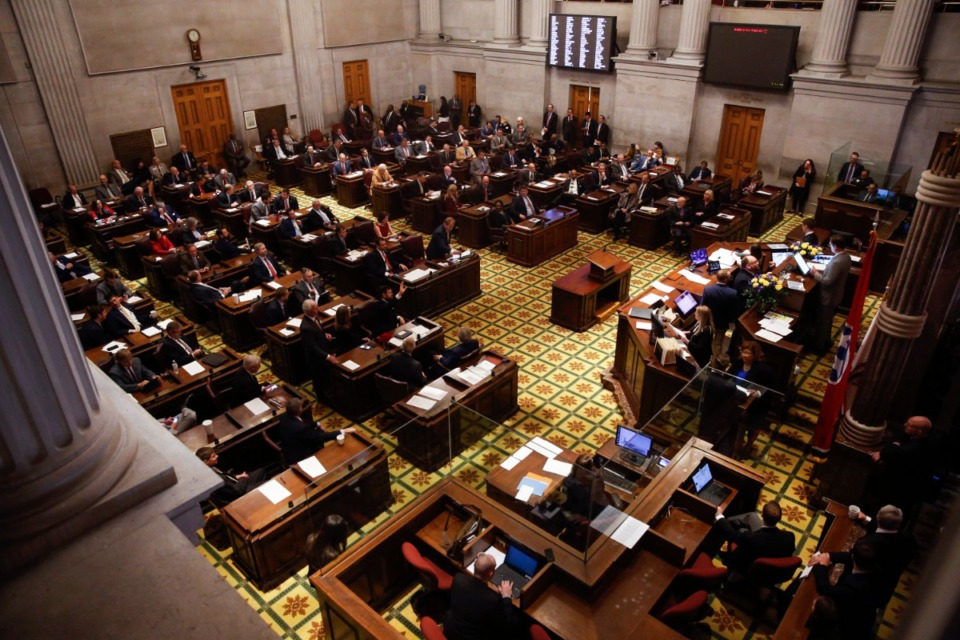 <strong>Tennessee ranked 29th in U.S. News &amp; World Report&rsquo;s Best States ranking for 2021. &lsquo;Here&rsquo;s the scientific explanation, and I&rsquo;ll try to be brief,&rsquo; says Dan Conaway. &lsquo;Our state legislature is mean-spirited, small-minded, short-sighted. And cheap.&rsquo;</strong> (Mark Humphrey/AP file)