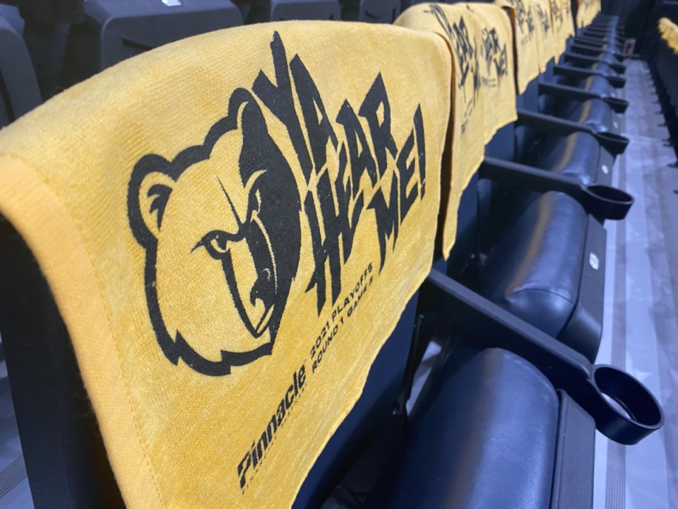 <strong>&ldquo;Ya hear me!&rdquo; is the new Grizzlies rallying cry.</strong> (Submitted)