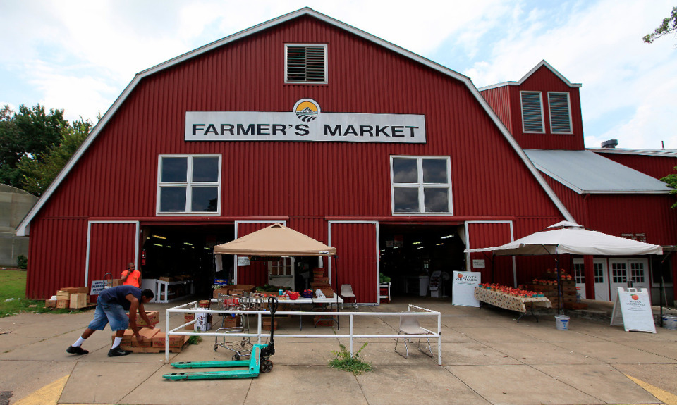 <strong>The Agricenter Farmers Market opens Tuesday, June 1.</strong> (Daily Memphian file)
