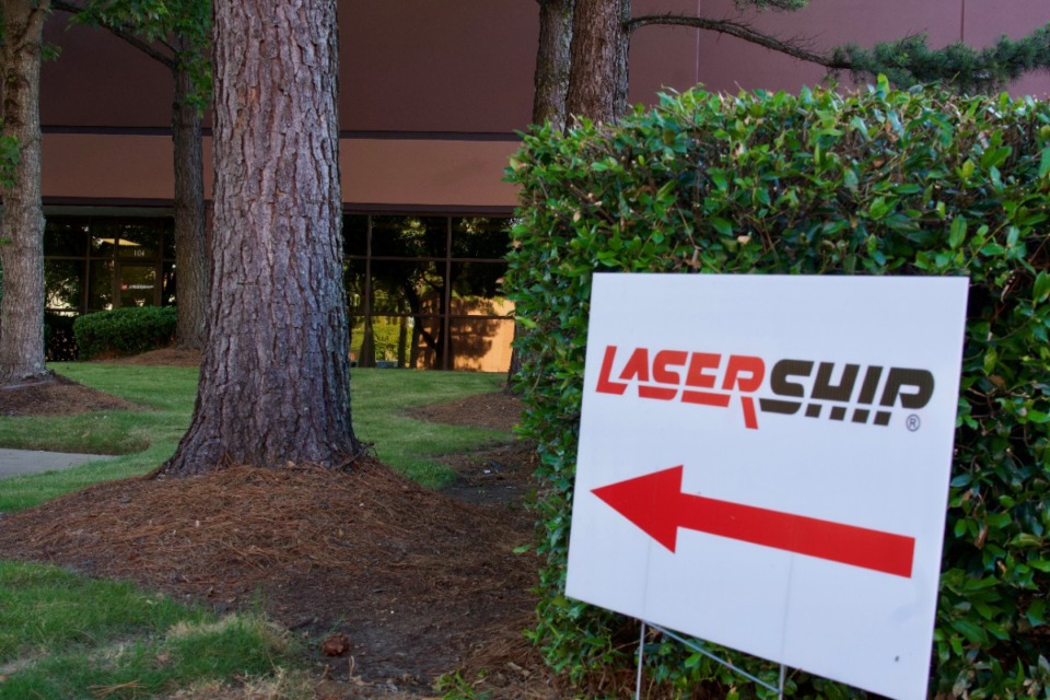 <strong>LaserShip has opened a last-mile delivery operation in 42,000 square feet in the Cordova business park at 1590 Century Center Parkway.</strong>&nbsp;(Tom Bailey/Daily Memphian)