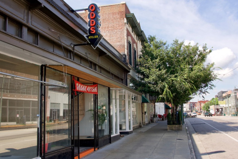 <strong>ODDS has opened at 304 S. Main.</strong> <strong>The Downtown Memphis Commission describes the business as a &ldquo;lifestyle and experiential retail store.&rdquo;</strong> (Tom Bailey/Daily Memphian)