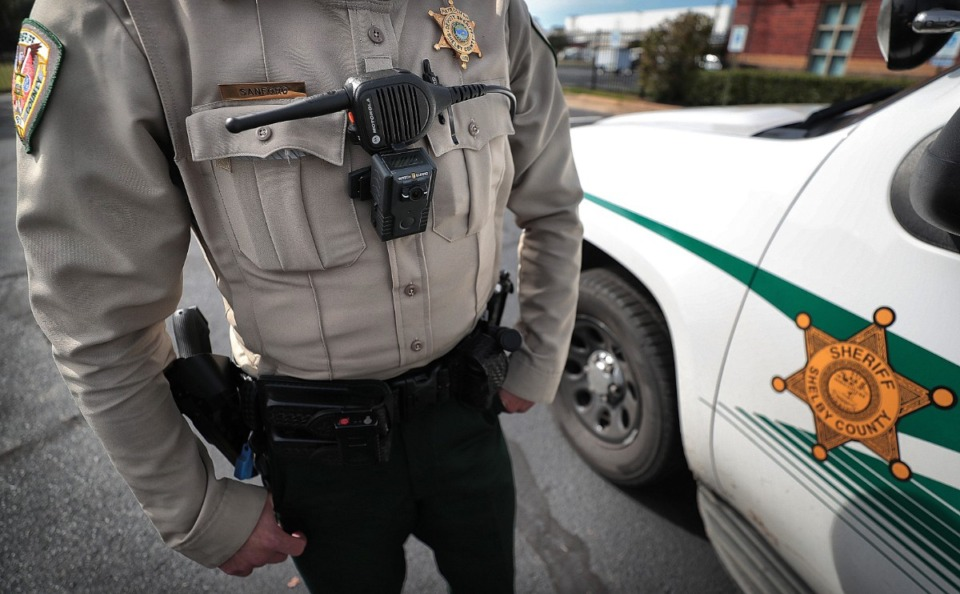 <strong>Shelby County Sheriff&rsquo;s Office began rolling out body cameras in 2018.</strong> (Jim Weber/Daily Memphian file)