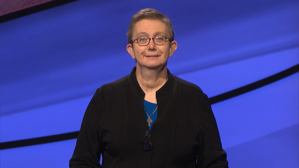 <strong>Memphian Verlinda Henning was on the &ldquo;Jeopardy!&rdquo; telecast June 8, 2021, as the defending champion. Twenty-two years ago, on June 8, 1999, she lost her husband Darrell.</strong> (Submitted)