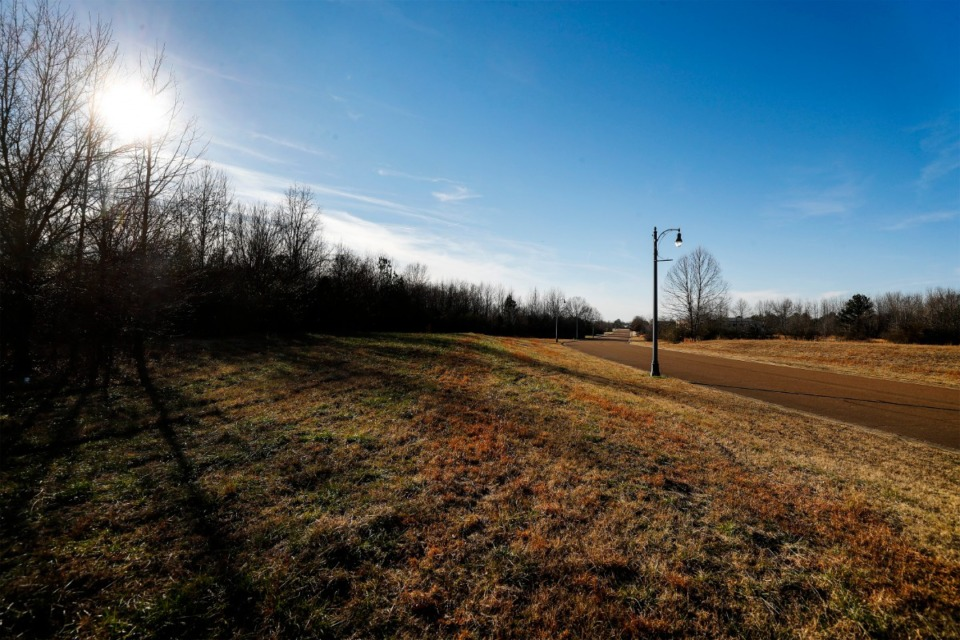 <strong>Germantown officials are considering the purchase of vacant land near Crestwyn Hills Drive. </strong>(Mark Weber/Daily Memphian)