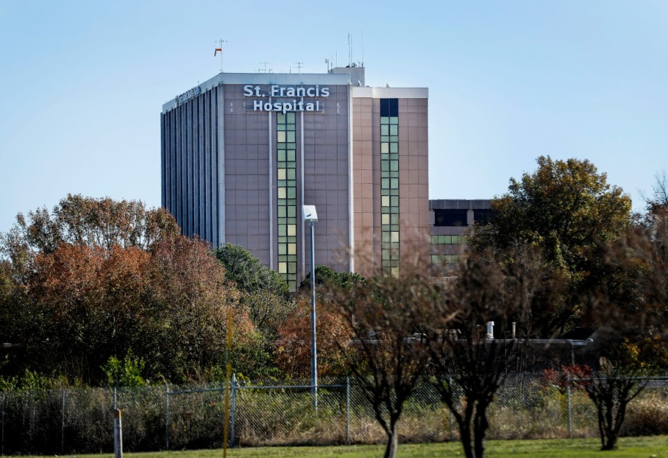 <strong>Saint Francis Healthcare is partnering with the West Cancer Center.</strong> (Mark Weber/The Daily Memphian)