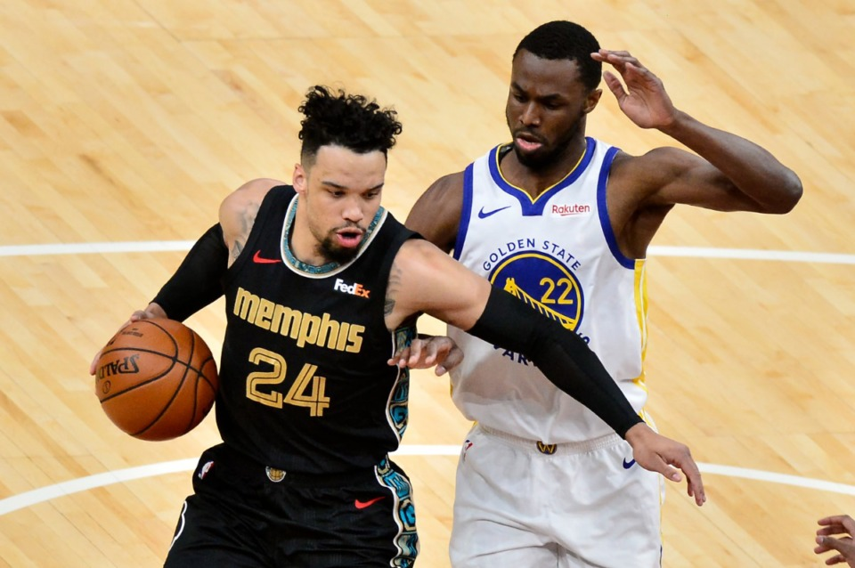 <strong>&ldquo;I&rsquo;m still deciding (whether to play in the Tokyo Olympics) because we played in the playoffs and I need a break,&rdquo; Grizzlies forward Dillon Brooks said. &ldquo;But this is going to be an exciting year for Team Canada. We have a lot of goals in mind and a lot of players coming. So, we&rsquo;ll see.&rdquo;</strong> (AP file)