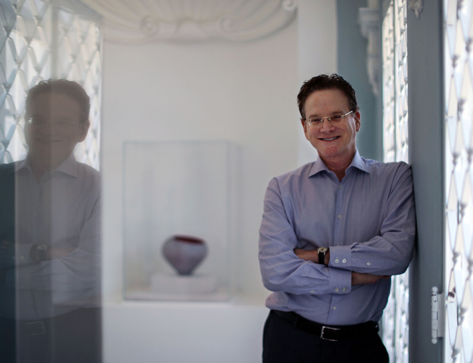 <strong>Nearly a year ago, Mark Resnick became Memphis Brooks Museum of Art&rsquo;s deputy director and chief operating officer. That title changed to acting executive director on June 3 when former executive director Emily Ballew Neff resigned.</strong>&nbsp;(Patrick Lantrip/Daily Memphian)