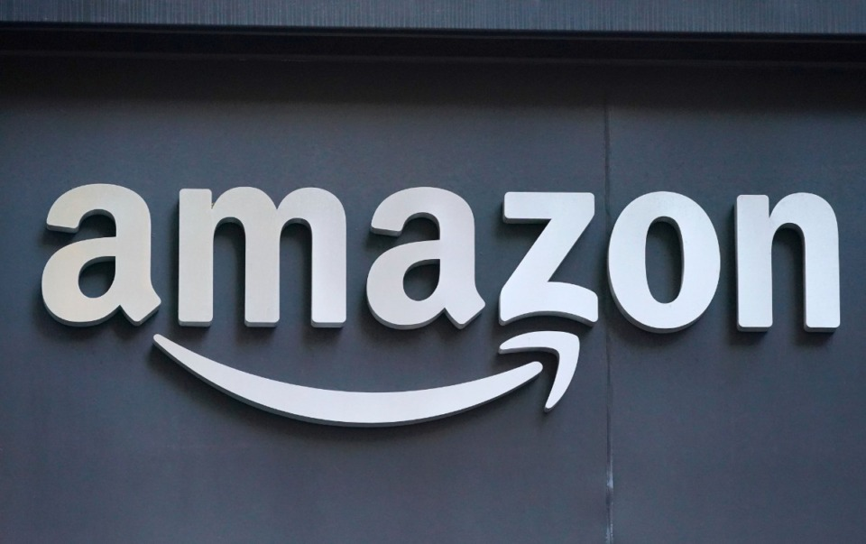 <strong>Amazon announced 14 new off-site renewable energy projects on Wednesday, June 23.</strong> (AP Photo)