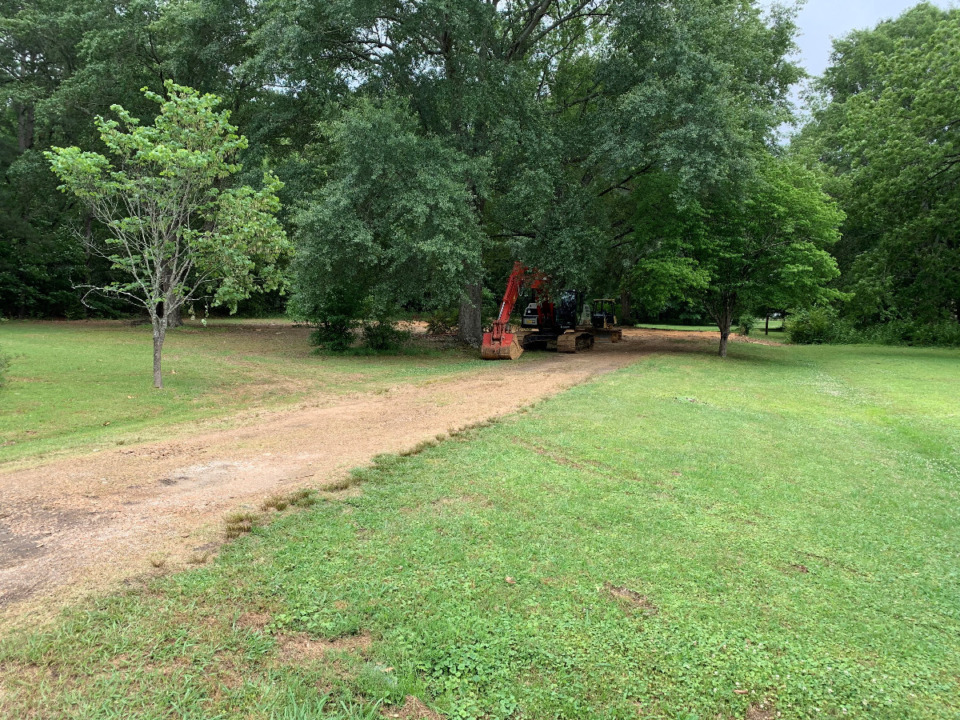 <strong>The Germantown Board of Mayor and Alderman approved a final plan and development contract Monday for 18 new homes near Neshoba and Riverdale roads. </strong>(Abigail Warren/Daily Memphian)<strong><br /></strong>