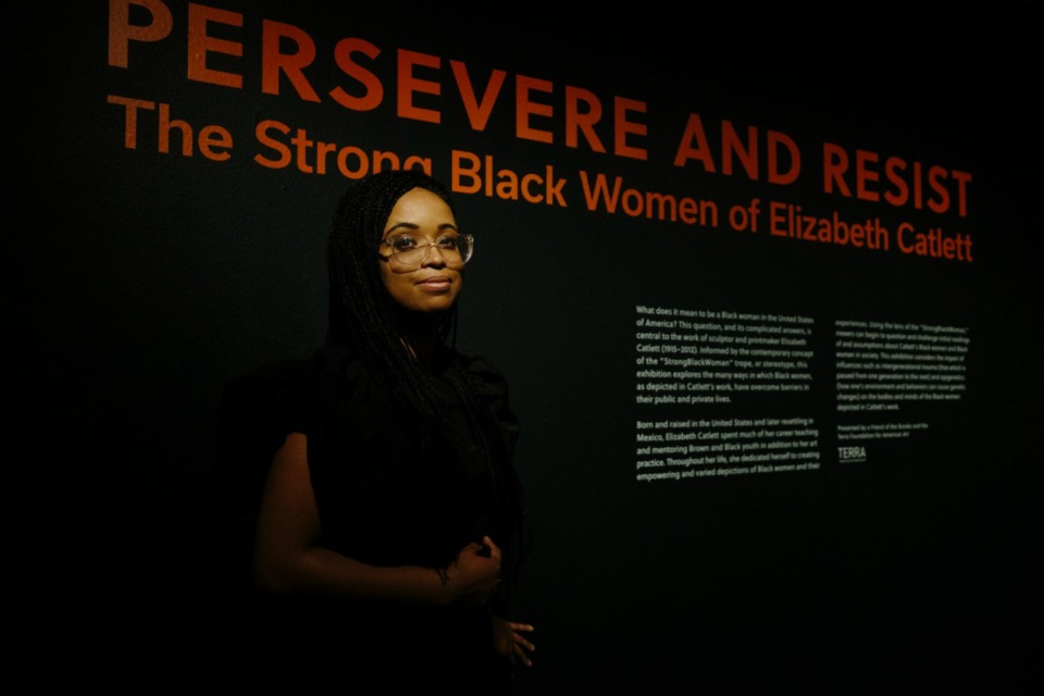 <strong>Heather Nickels is the Memphis Brooks Museum&rsquo;s Joyce Blackmon Curatorial Fellow in African American Art and Art of the African Diaspora.</strong> (Ziggy Mack/Special to The Daily Memphian file)