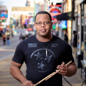 <strong>By age 5, Rodd Bland was performing with the band of his father, Bobby &lsquo;Blue&rsquo; Bland. Following high school, he became the sole drummer for the group, gaining the opportunity to accompany fellow blues/R&amp;B greats such as B.B. King, Otis Clay, and Bobby Rush.</strong>&nbsp;(Submitted)