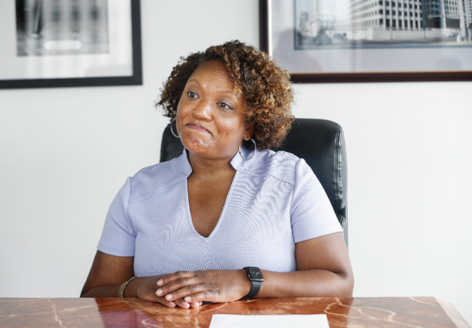 <strong>After a five-week summer break, the Shelby County Commission returns Monday. One of the main items on the agenda is confirming a new health director. Dr. Michelle Taylor is Mayor Lee Harris&rsquo; pick for Shelby County Health Department director.</strong> (Mark Weber/The Daily Memphian)