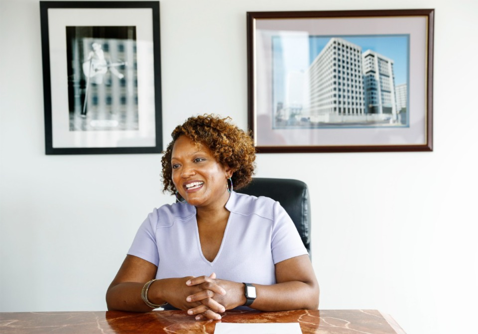 <strong>Shelby County commissioners&nbsp; approved Dr. Michelle Taylor as the new director of the Shelby County Health Department on Monday, July 26.&nbsp;</strong>(Mark Weber/The Daily Memphian file)