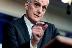 <strong>&ldquo;We&rsquo;re mandating vaccines for Title 38 employees because it&rsquo;s the best way to keep veterans safe, especially as the Delta variant spreads across the country,&rdquo; Veterans Affairs Secretary Denis McDonough said. The Department of Veterans Affairs on Monday became the first major federal agency to require health care workers to get COVID-19 vaccines.</strong> (Andrew Harnik/AP file)