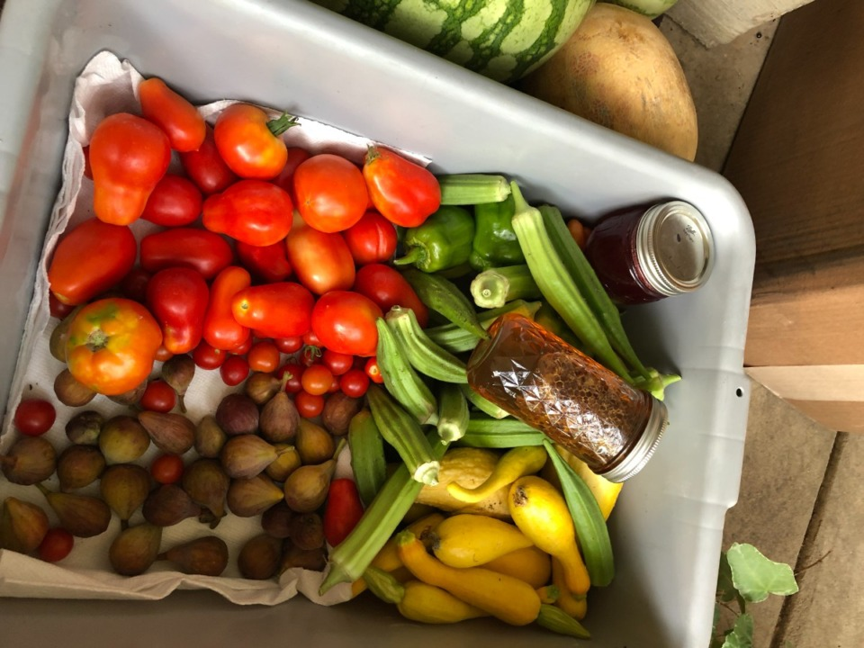 <strong>It&rsquo;s peak season for the Southern vegetable bounty.</strong> (Jennifer Biggs: Daily Memphian)
