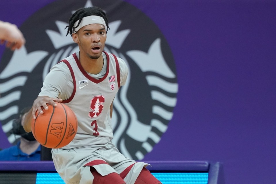 <strong>No one expected the Grizzlies to pick Stanford forward Ziaire Williams (3, in February), but now he&rsquo;s coming to Memphis.</strong> (Ted S. Warren/AP file)