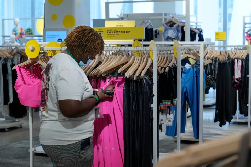 <strong>Clothing items priced at $100 or less are exempt from sales tax July 31-Aug. 1 in Tennessee, and July 31 in Mississippi.</strong> (Richard Drew/AP)