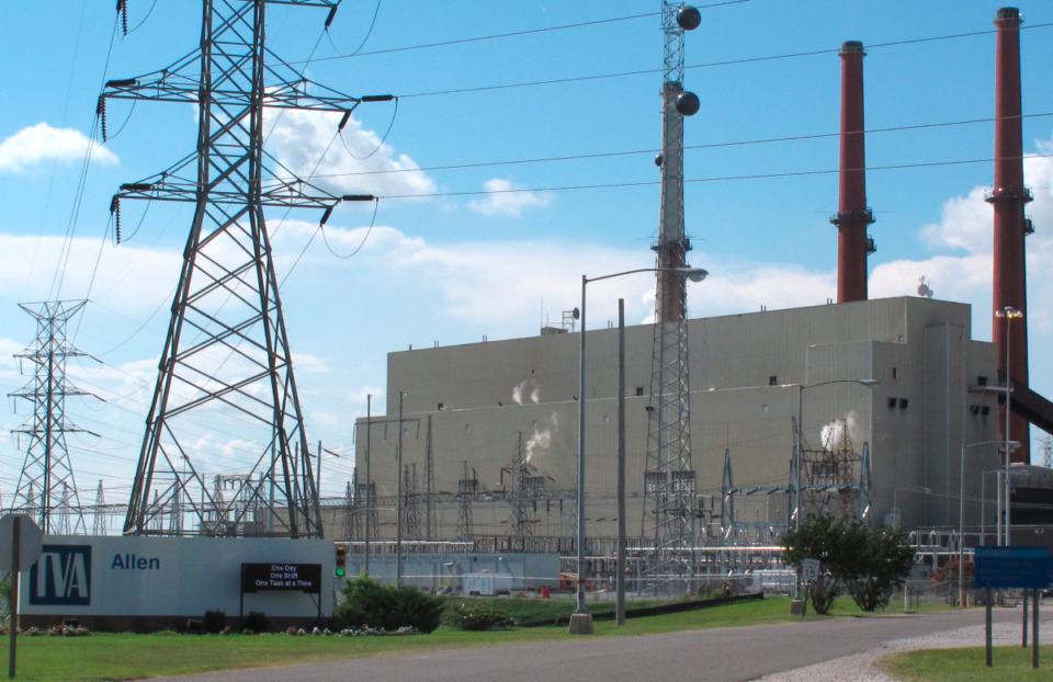 <strong>The Memphis City Council has 2  resolutions connected  the docket  to discourage the Tennessee Valley Authority from dumping its ember  ash discarded  from the aged  Allen Fossil works  successful  Memphis oregon  anyplace  adjacent   Memphis.</strong>&nbsp;(AP Photo/Adrian Sainz, File)
