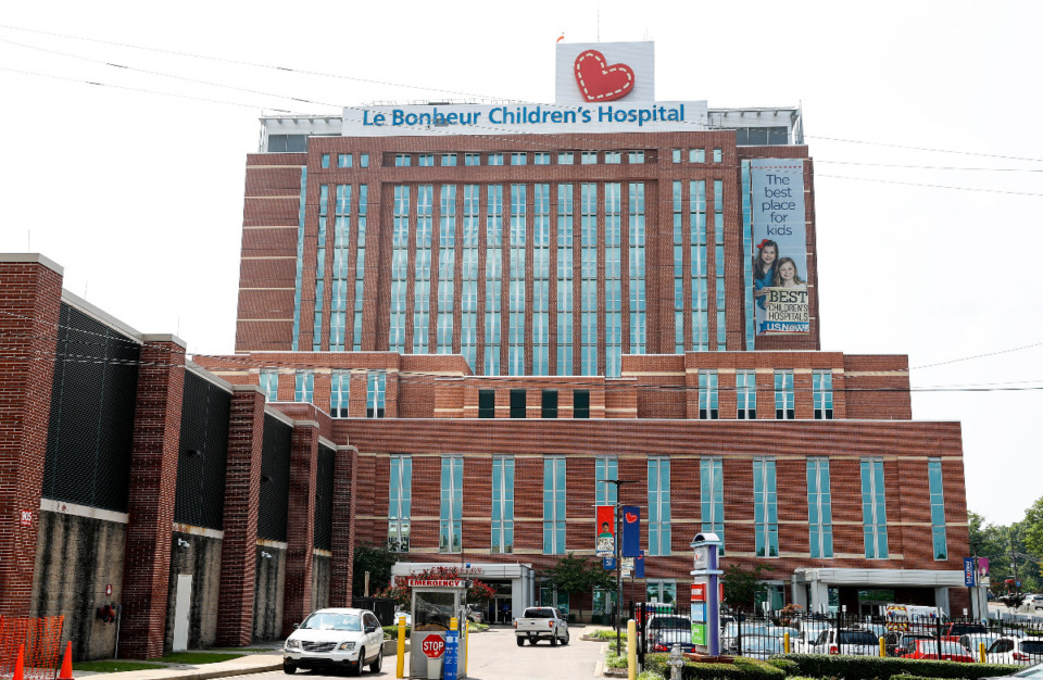 <strong>Eight children are hospitalized at Le Bonheur Children&rsquo;s Hospital with COVID. Serious cases of COVID-19 have doubled at Le Bonheur in 10 days.&nbsp; Other Memphis-area hospitals are also seeing an increase in children in critical care due to COVID. </strong>(Daily Memphian file art)