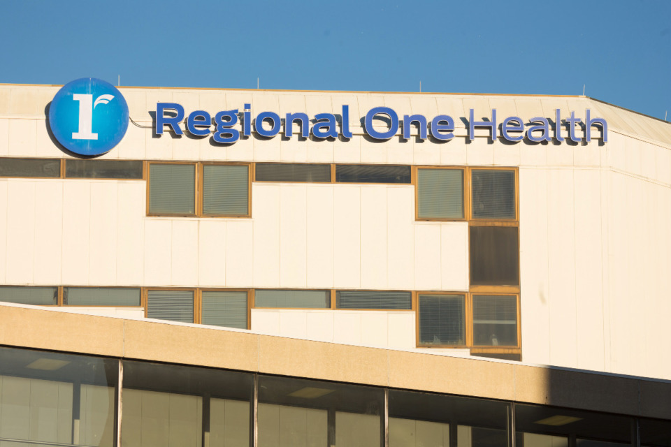 <strong>The Shelby County commissioners are expected to approve $3.6 million in federal American Rescue Plan Act funds for Regional One Health at the Monday, Aug. 23, commission session.</strong> (Daily Memphian file)