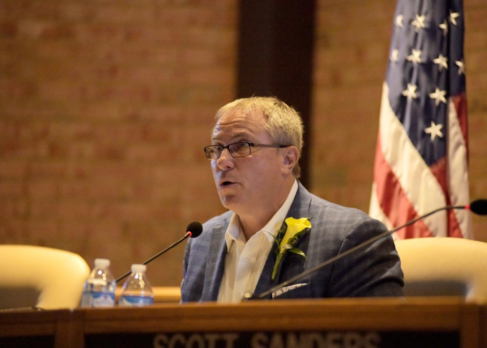 <strong>Germantown Mayor Mike Palazzolo is strongly opposed to consolidation.</strong> (Houston Cofield/Special to The Daily Memphian file)