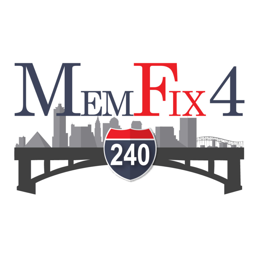 <strong>I-240 and Park in East Memphis will be closed this weekend for bridge construction.</strong> <em>Submitted by TDOT</em>