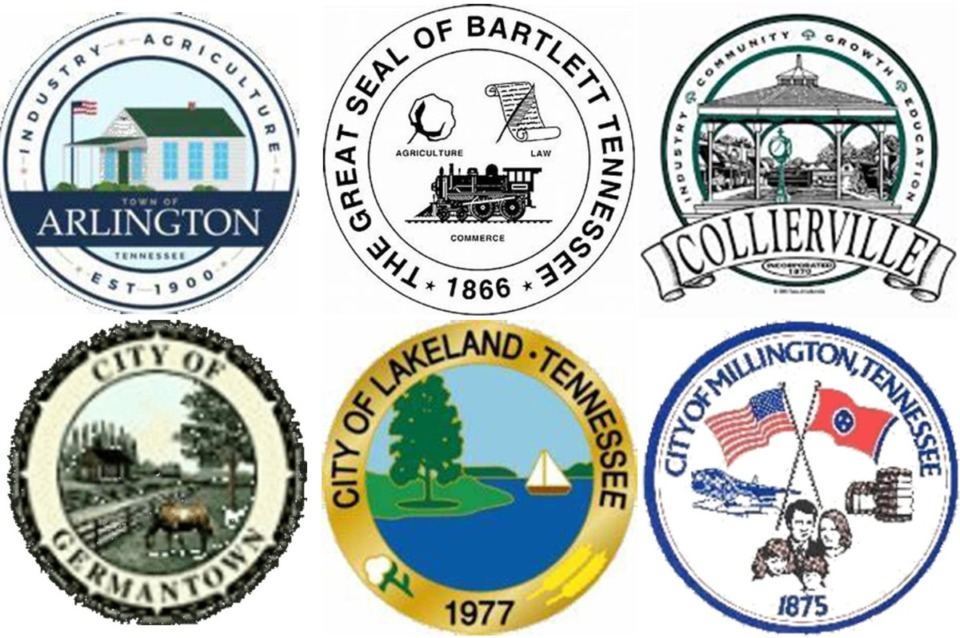 <strong>At one time, Arlington, Bartlett, Collierville, Germantown, Lakeland and Millington considered forming&nbsp;&ldquo;Neshoba County.&rdquo;</strong>