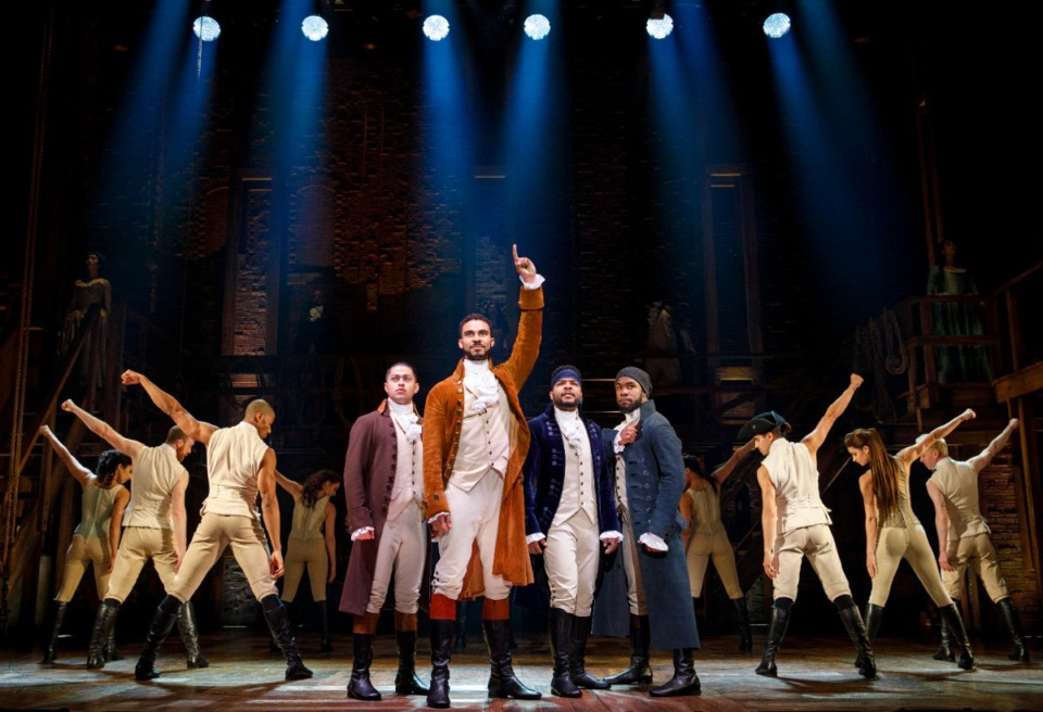 <strong>The acclaimed musical&nbsp;&ldquo;Hamilton&rdquo; will return to Memphis&rsquo; Orpheum Theatre.</strong> (Credit: Joan Marcus)