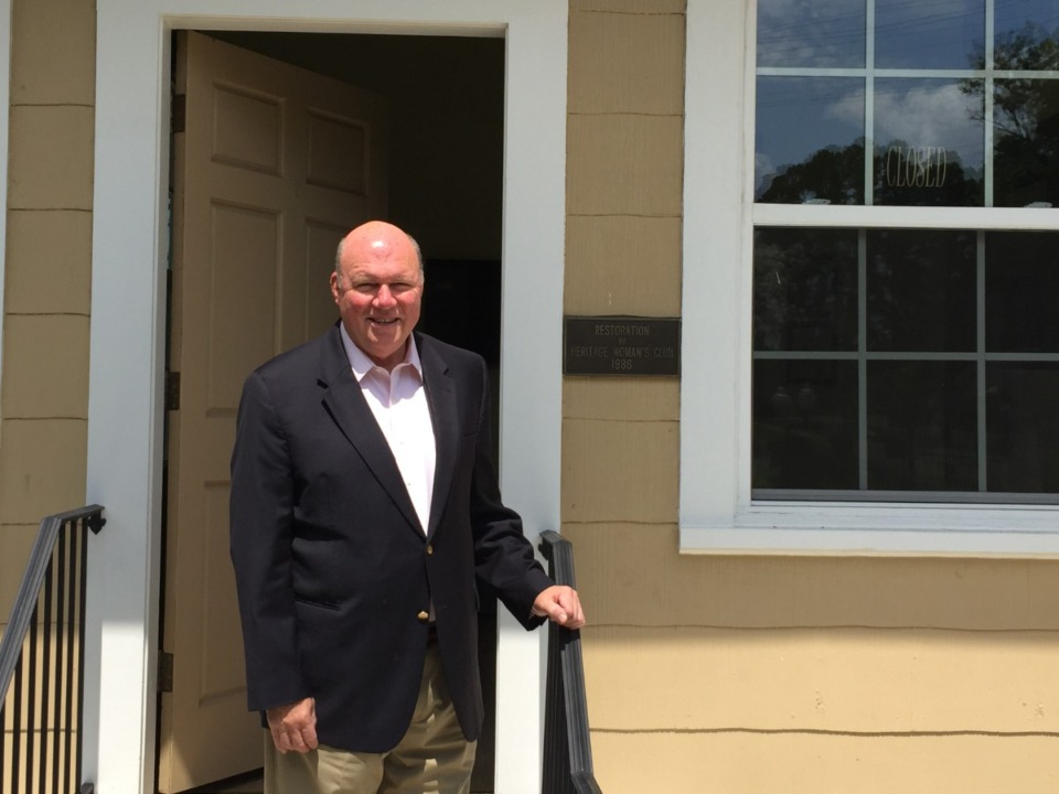 <strong>Andy Pouncey is president of the Germantown Historical Preservation Association and is Germantown&rsquo;s city historian.</strong> (City of Germantown)