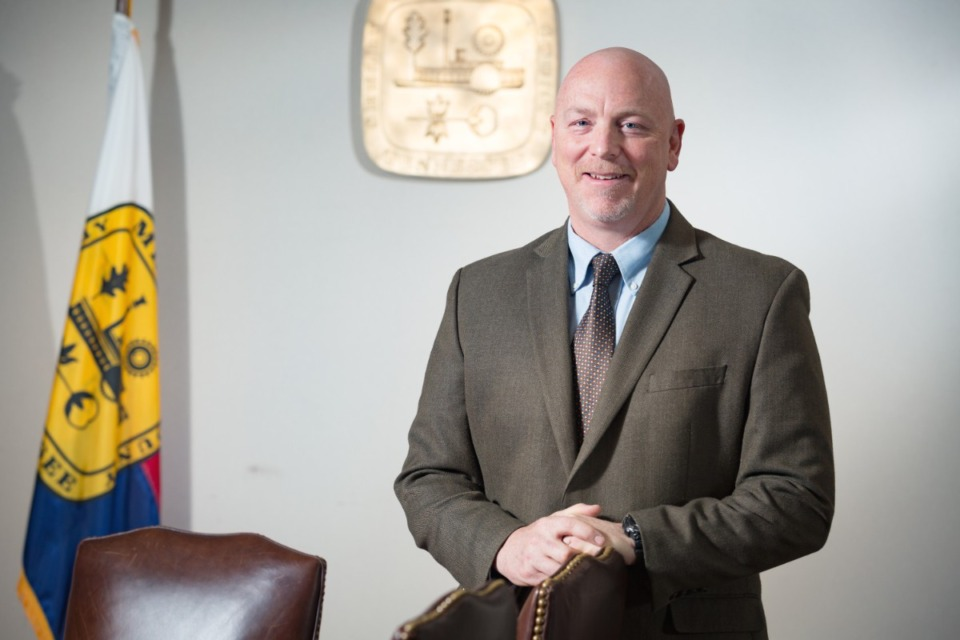 <strong>Chief Operating Officer Doug McGowen pushed for a philosophy of asking for less from administration and council, with an eye toward getting other funding from the county, the state or private donors.</strong> (Daily Memphian file)