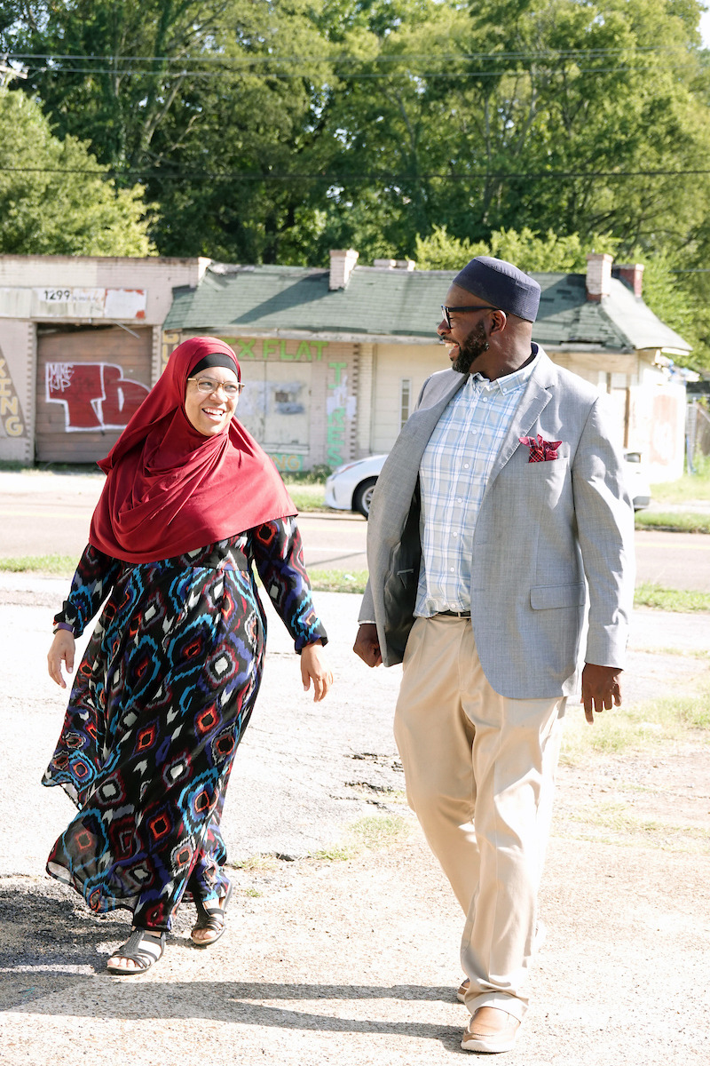 <strong>Malik Shaw moved his wife, Lettia, and children from Cordova to the Klondike neighborhood of North Memphis.</strong> (Karen Pulfer Focht/Special to the Daily Memphian)