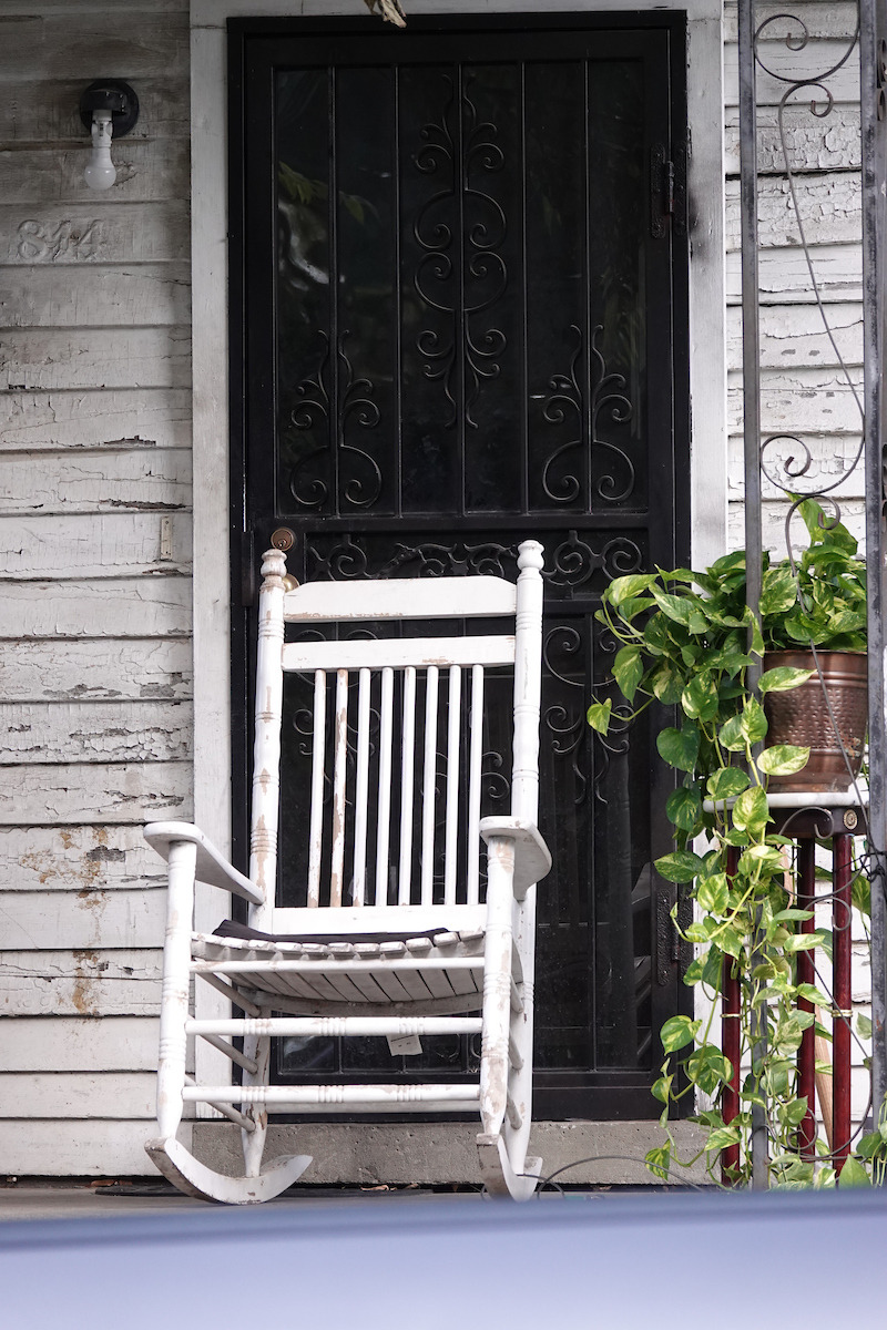 <strong>Klondike was one of the first neighborhoods in Memphis where African Americans could own their own homes.</strong> (Karen Pulfer Focht/Special to the Daily Memphian)
