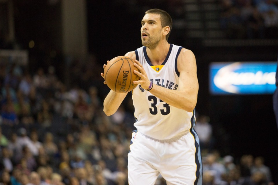 <strong>The Memphis Grizzlies have brought back Marc Gasol,&nbsp;although it&rsquo;s highly likely the Memphis legend will not play for the team again</strong>. (Daily Memphian file)