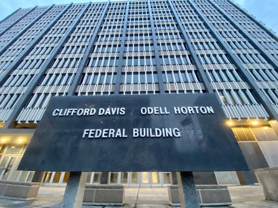 <strong>Jury selection for the trial of State Sen. Katrina Robinson began Monday, Sept. 13 at the Clifford Davis-Odell Horton Federal Building in Downtown Memphis.</strong> (Tom Bailey/Daily Memphis file)