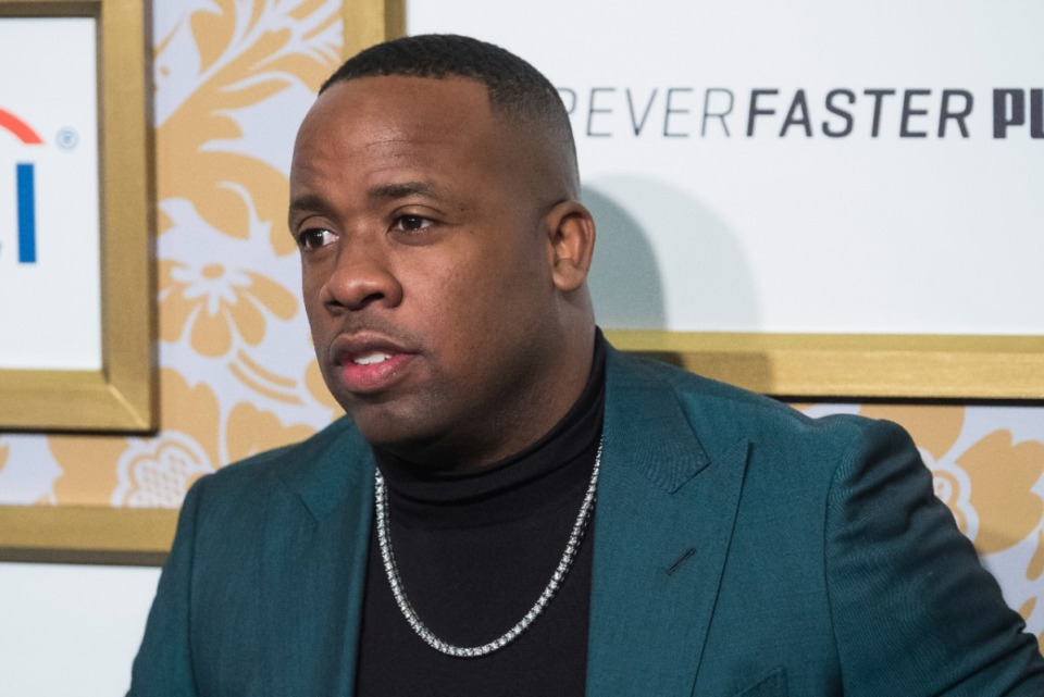 <strong>Yo Gotti (seen here in 2018), Florida businessman Adam Gerry, and former MLS Houston Dynamo owner Jake Silverstein are combining for about a 3% share of D.C. United.</strong> (AP file)