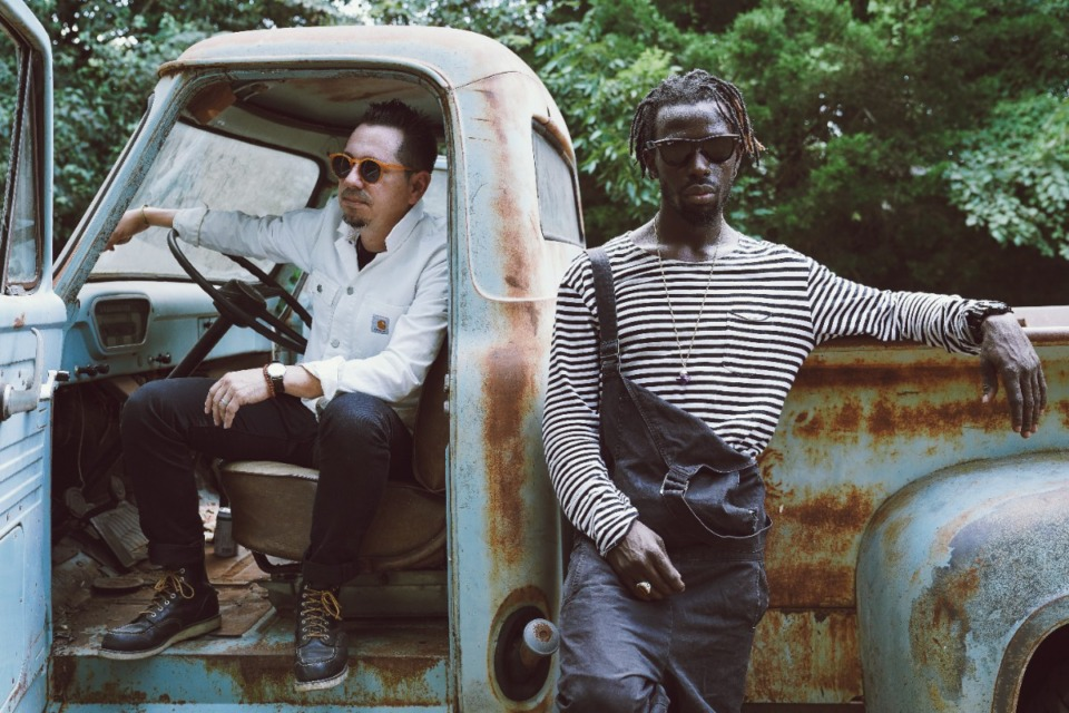 <strong>Black Pumas, which&nbsp;blends soul, blues and rock into a sound both traditional and contemporary takes the stage at Mempho Music Festival on Sunday, Oct. 3.</strong> (Lyza Renee/Courtesy of Mempho Music Festival)