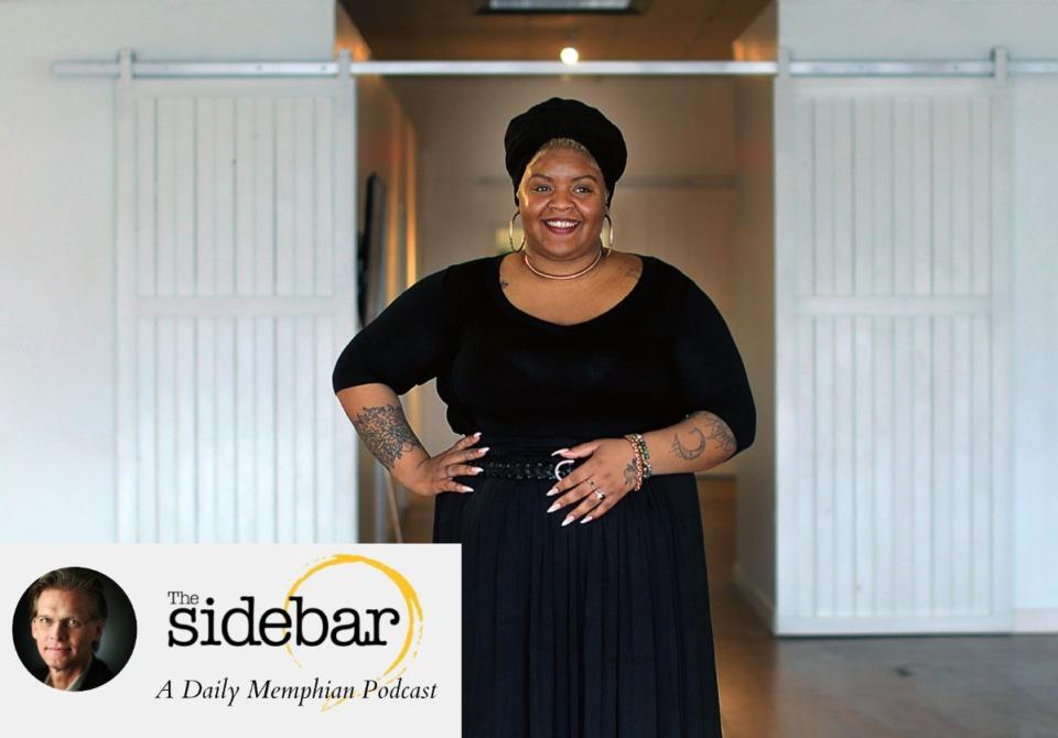<strong>Tone executive director Victoria Jones.</strong> (Patrick Lantrip/Daily Memphian)
