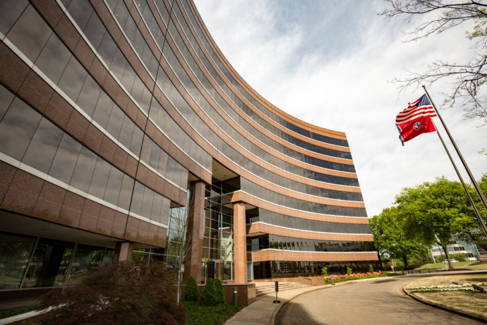 <strong>A California-based real estate investor has bought the &ldquo;trophy office tower&rdquo; Crescent Center in East Memphis for $65.5 million.</strong> (Daily Memphian file)