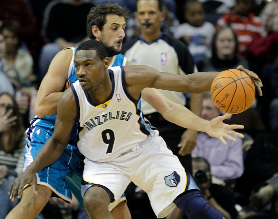 <strong>Former Grizzlies star Tony Allen was among 18 former NBA players arrested and charged federally for defrauding the NBA&rsquo;s Health and Welfare Benefit plan out of approximately $4 million.</strong> (The Daily Memphian file)