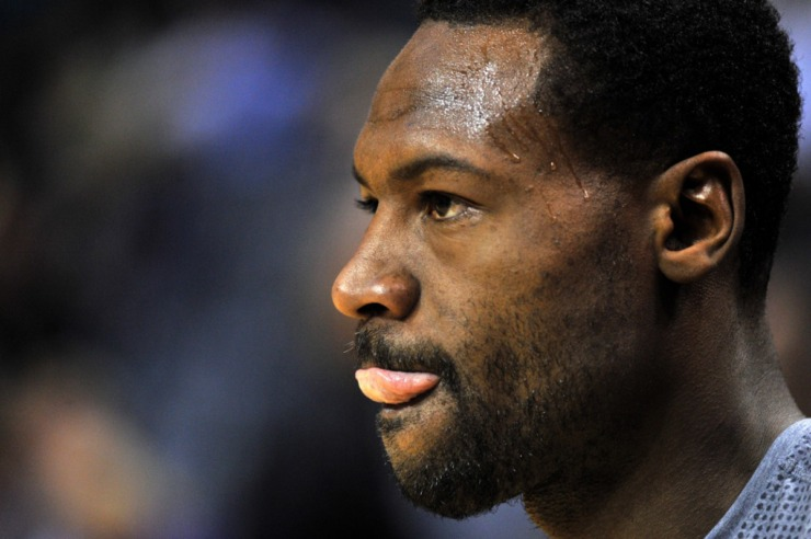 The Memphis Grizzlies have not announced any change of plans regarding the retirement of Tony Allen's jersey.Allen was among 18 former NBA players charged with defrauding the league's Health and Welfare Benefit plan out of approximately $4 million.(Brandon Dill/Associated Press file)