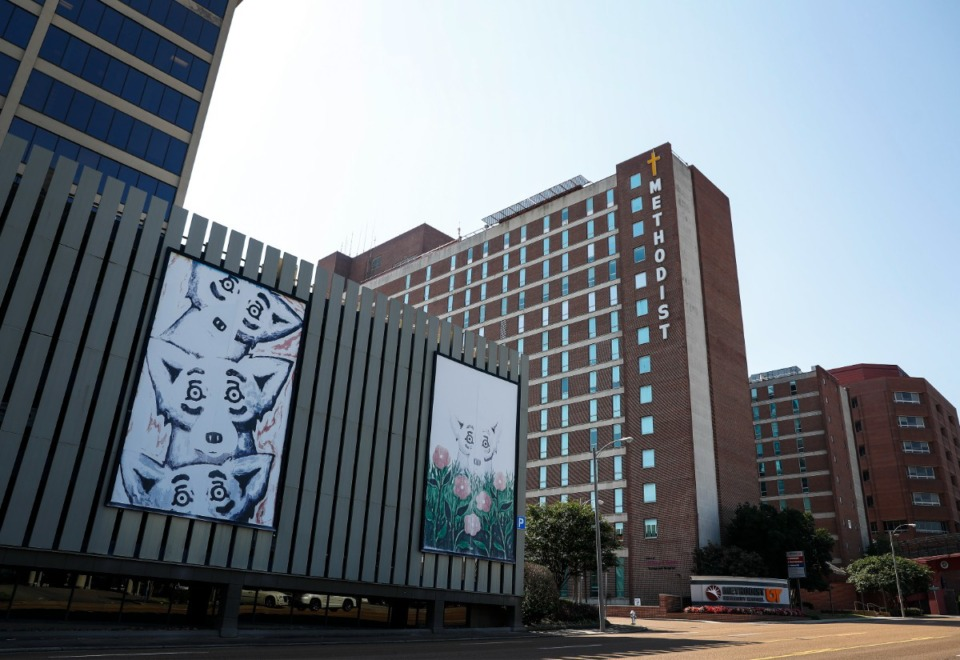 <strong>The U.S. government has requested to intervene in a lawsuit alleging that Methodist University Hospital executives created&nbsp;a scheme to entice more than $1.5 billion in business from West Cancer Center.</strong> (Mark Weber/The Daily Memphian)